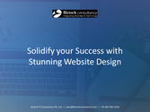Solidify your Success with Stunning Website Design | edocr