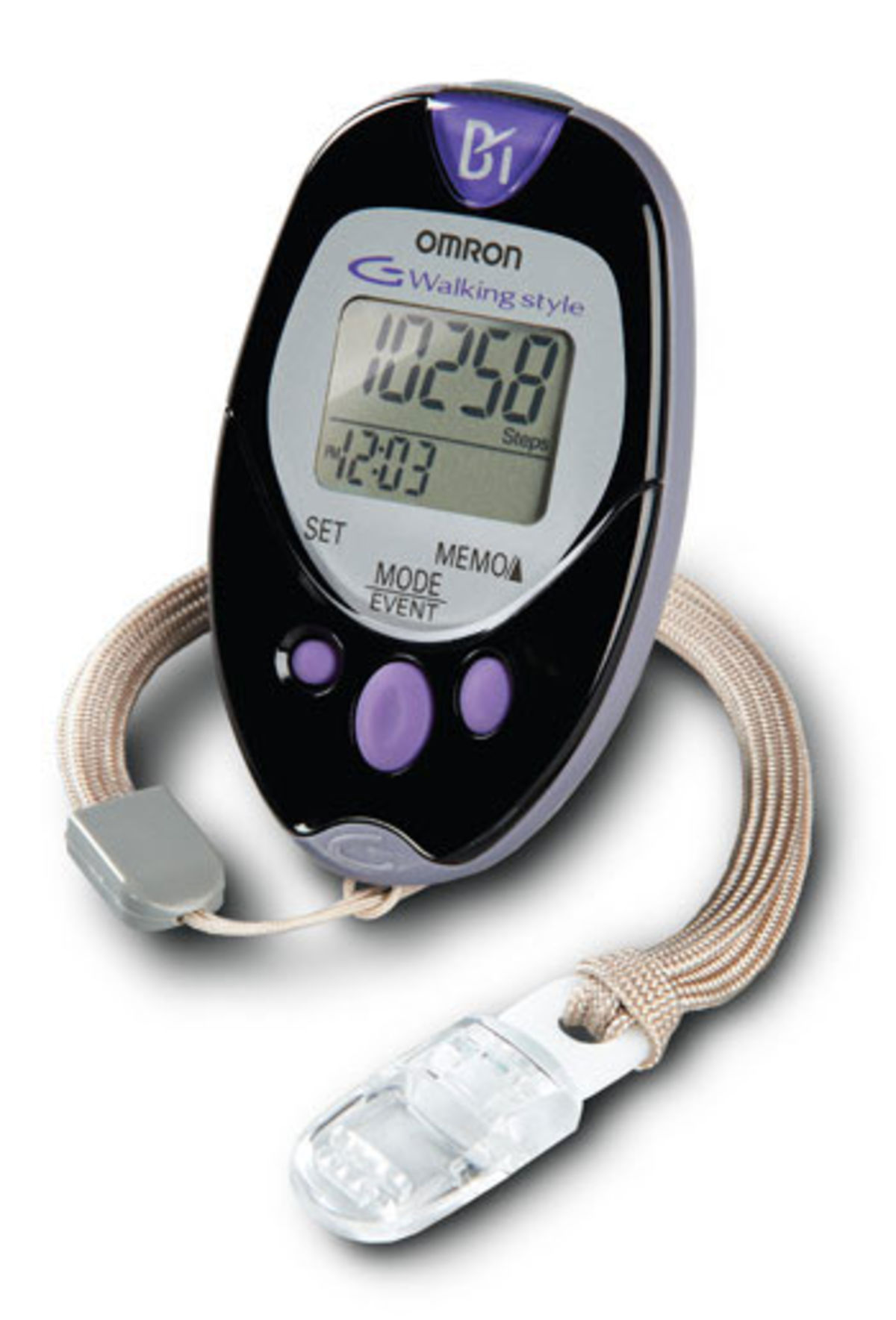 Headline for Best-Rated Pedometers For Walking And Tracking Calories Burned - Reviews And Ratings