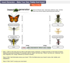 Insect Generator – Make Your Own Totally Cool Insect «