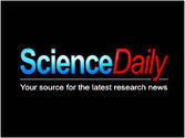 Science Daily: News & Articles in Science, Health, Environment & Technology
