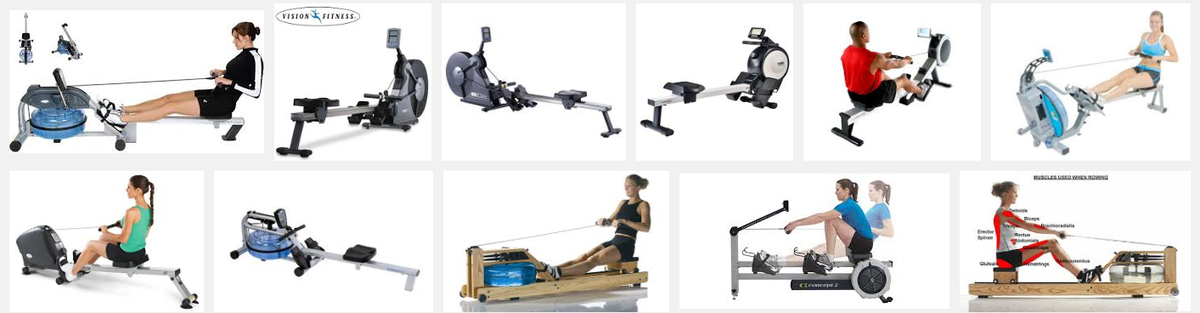 Headline for Best Rated Rowing Machines for Sale - 25% or More Off