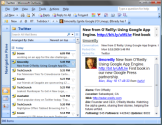 TwInbox: A powerful Twitter client for Microsoft Outlook