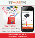 Valuetagapp - Save Money, Shop Smart with Price Comparison Shopping App