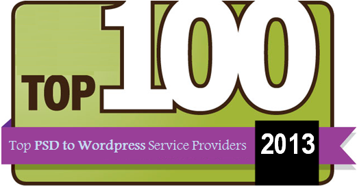 Headline for Top PSD to Wordpress Service Providers