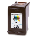 Remanufactured HP 338 - (C8765EE) Black