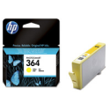 Genuine HP 364 - (CB318EE) Yellow