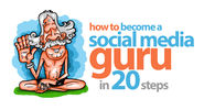 How to become a Social Media Guru in 20 Steps