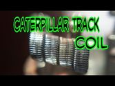 Caterpillar Track Coil