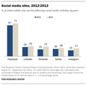 10 Useful Social Networking Statistics for 2014