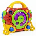 Best Toy CD Players for Toddlers