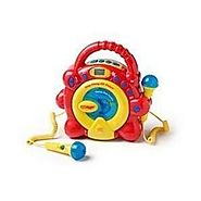 Toy CD Players for Toddlers
