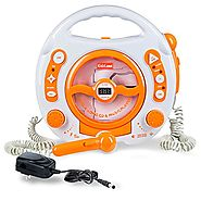 CD Players for Toddlers
