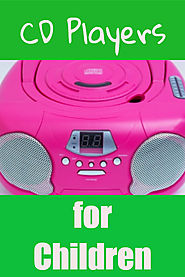 CD Players for Toddlers - Kims Five Things