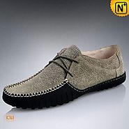 Winnipeg Mens Lace-up Loafers CW740100