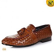 Dress Shoes with Tassels CW750068 - cwmalls.com