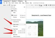 'Now You Can Customize Headers, Footers, and Page Numbers in Google Docs' from Richard Byrne