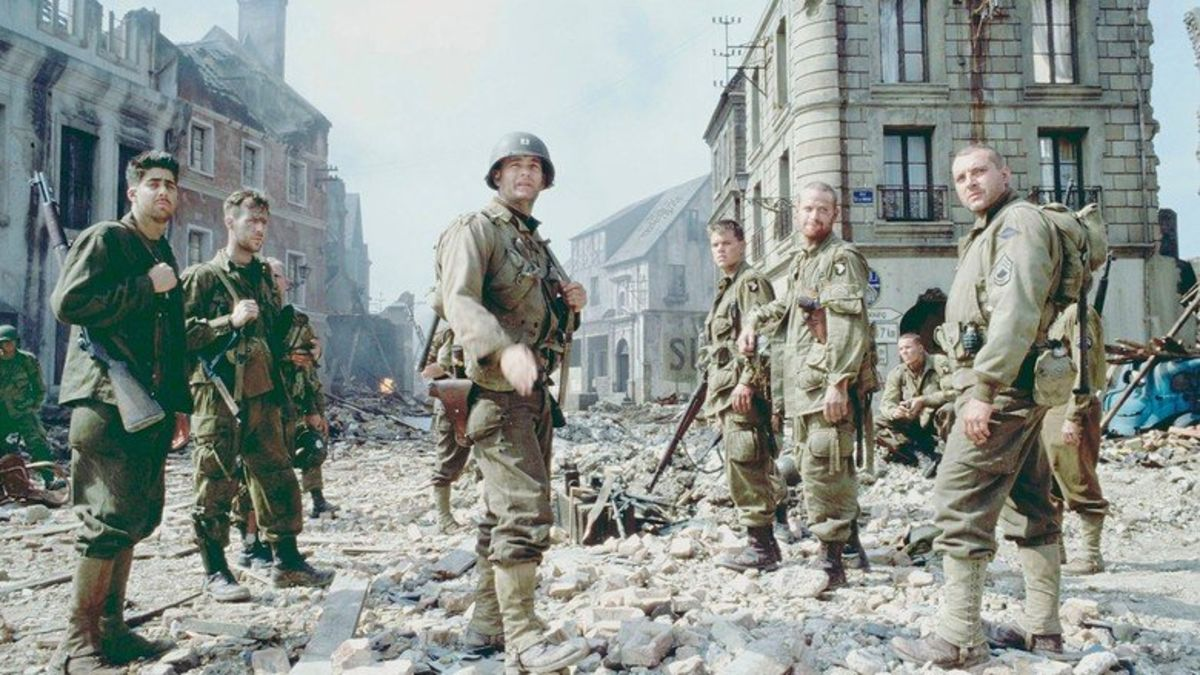 Headline for BATTLES ON THE SILVER SCREEN!!! Top 10 Amazing War Movies of All Times