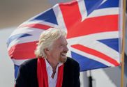 Richard Branson, net worth $4.9 billion