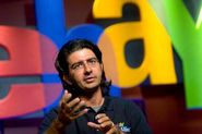 Pierre Omidyar, founder of eBay, net worth $8 billion