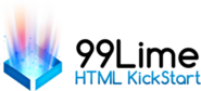 HTML KickStart - Ultra–Lean HTML Building Blocks for Rapid Website Production - KickStart your Website Production - @...