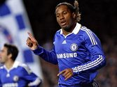Didier Drogba, 33, Ivorian, Soccer Player