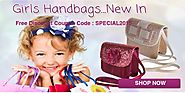 girls handbags coupon code