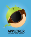 Applorer - Discover the best free games!