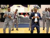 Nigerian Wedding: Yemi + Mayowa Reception Dance