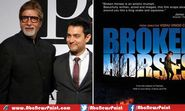Aamir Khan, Amitabh Bachchan to Launch Hollywood Film Trailer of Broken Horses