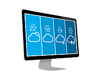What weather websites can teach you about business intelligence