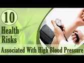 10 Health Risks Associated With High Blood Pressure and Natural Ways to Avoid Them
