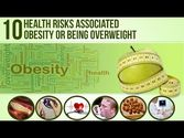 10 Health Risks Associated With Obesity or Being Overweight and Natural Ways to Avoid Them