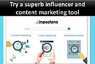 My Favourite Content Marketing Tools to Identify Real Influencers