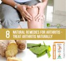 8 Most Effective Natural Remedies for Arthritis - Treat Arthritis Naturally
