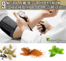 9 Natural Remedies for Hypertension to Have Healthy Blood Pressure Levels