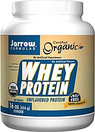 Top 10 Best Organic Whey Protein Powder Reviews 2015