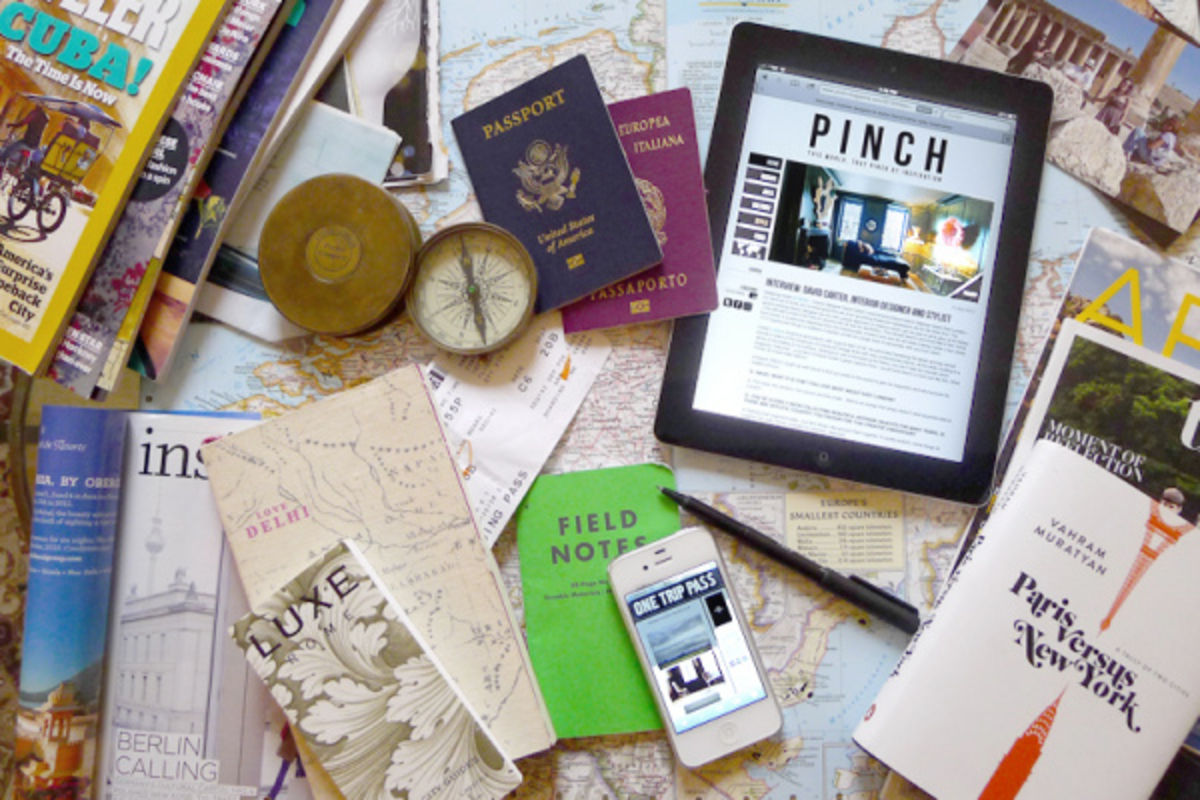 Headline for Top Travel Blogs - By Blogs with Multiple Authors