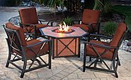 Considering Outdoor Firepit Tables with Chairs