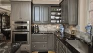 Stainless Steel Kitchen Cabinets are generally Modern and Trendy