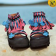 Womens Wedge Sandals CW305225 - cwmalls.com
