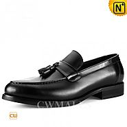 CWMALLS® Mens Tassel Dress Loafers CW716038