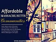 Real Estate Town Reviews For Massachusetts