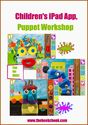 Children's iPad App, Puppet Workshop