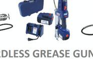 18V Cordless Grease Gun - Sales and Online Discounts