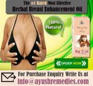 Natural Breast Enhancement Oil, Supplement For Women - Udaipur - free classified ads