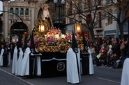 Holy Week in Zaragoza