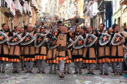 Moors and Chrisitans in Alcoy