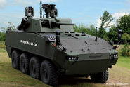 MOWAG Piranha V Infantry Fighting Vehicle | Military-Today.com