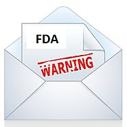 Worried about FDA warning letters? We can assist you