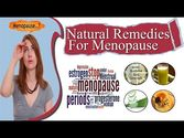 Best and Natural Remedies for Menopause to Improve Health